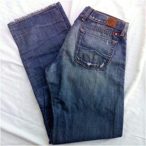 Lucky Brand Riley Boyfriend Jeans